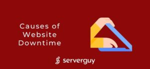 Causes of Website Downtime